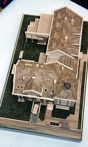 Budynek mieszkalny na Wilanowie