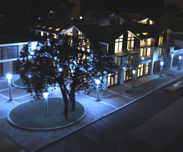 Centrum miasta Józefów