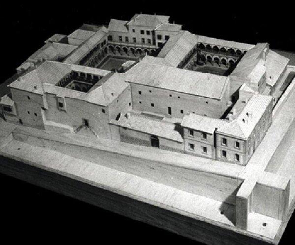 Pałac w Algierii