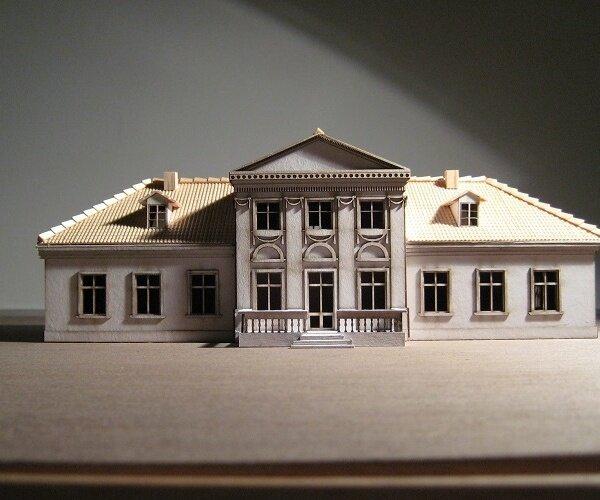 Diploma model
