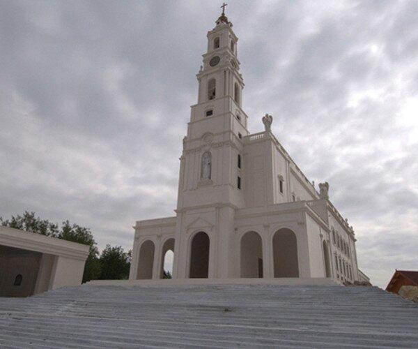 Basilica in Fatima