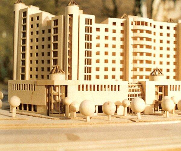 Housing estate Dzika