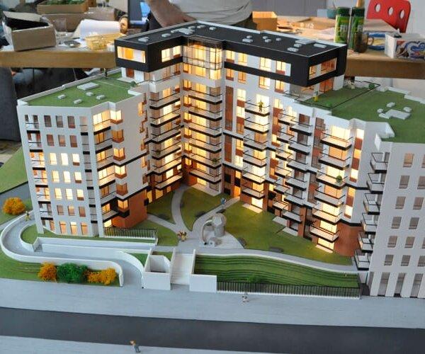 Housing estate Kwadry Księżycowej