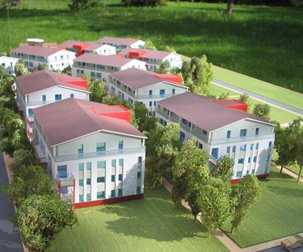Housing estate Włochy